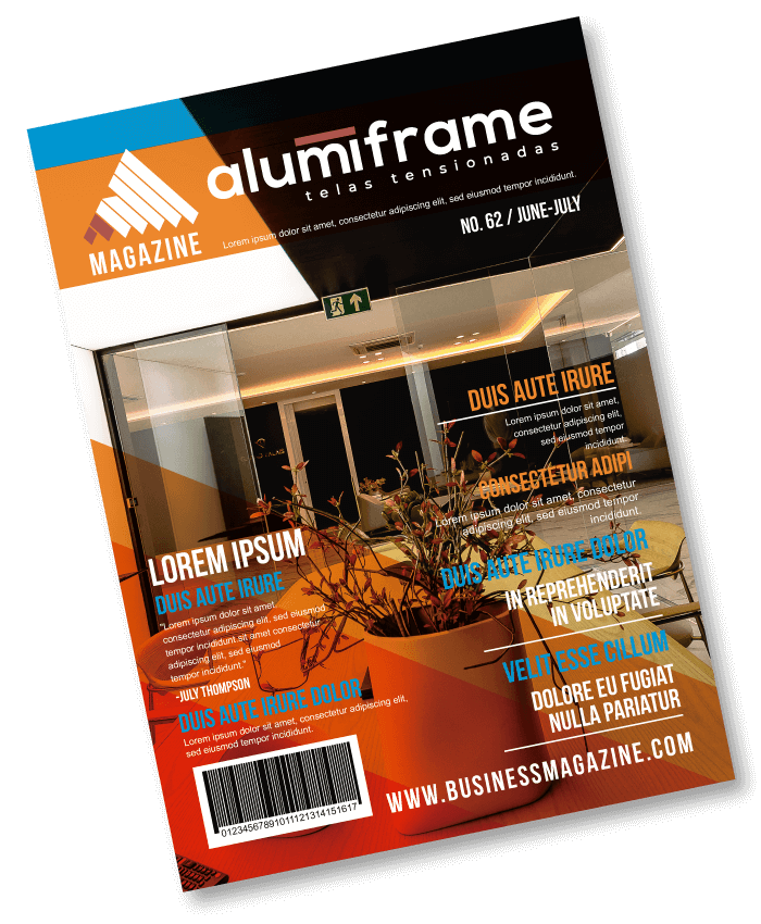 revista alumiframe